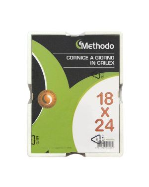 Cornice a giorno 20x25 crilex Methodo K900101 8018727901014 K900101 by Methodo