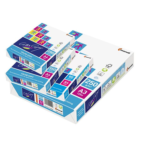 Carta bianca Color Copy 320x450mm 100gr 500fg sra3 Mondi Cod. 6324 9003974413938 6324_64181 by Mondi