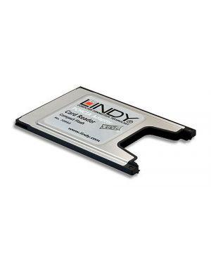 Card reader interno usb 2.0 da 3 5 Lindy 42729 4002888427296 42729