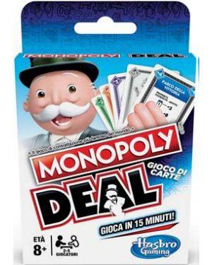 Monopoly deal Hasbro E3113103 5010993554911 E3113103 by No