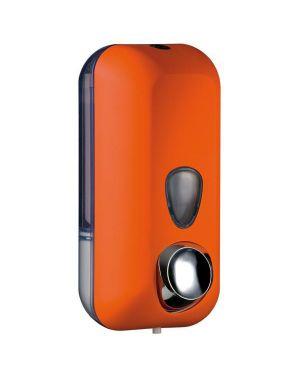 Dispenser sapone liquido 0,55lt orange soft touch A71401AR 8020090036897 A71401AR_64276