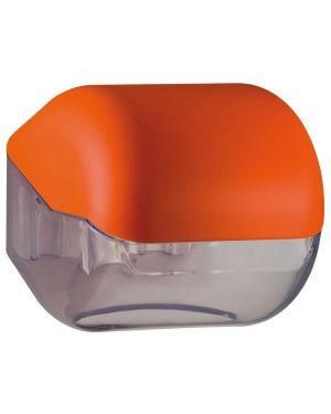 Dispenser carta igienica rt - interfogliata orange soft touch A61900AR 8020090038365 A61900AR_64280