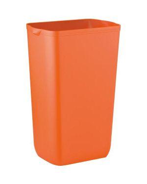 Cestino gettacarte 23lt arancio soft touch A74201AR 8020090038129 A74201AR_64286