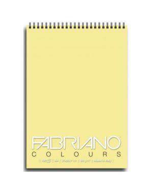 Blocchi notes colore a6 banana Fabriano 41051481 8001348172192 41051481