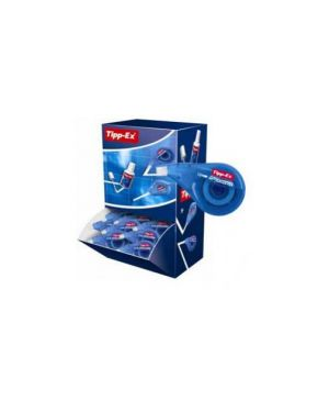 Dispenser value pack 15+5 correttori a nastro easy correct tipp-ex® 895951_64368 by Bic