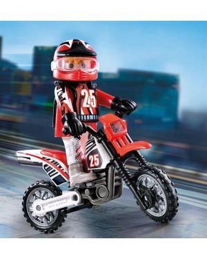 Campione di motocross PlayMobil 9357 4008789093578 9357 by No