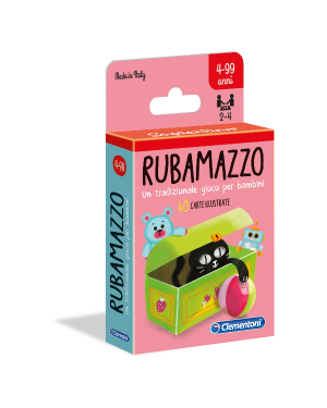 Carte rubamazzo Clementoni 16175B 8005125161751 16175B by No
