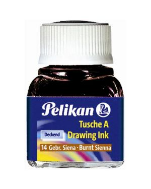 Inchiostro china 523-13 siena Pelikan 248518 4012700248510 248518-1 by Pelikan