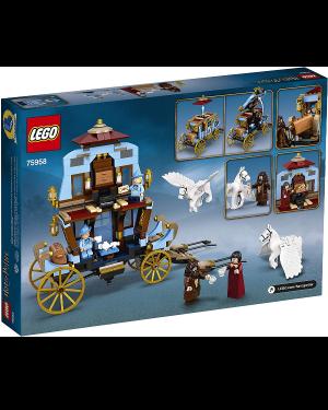 Carrozza Beauxbatons - Harry Potter Lego Cod. 75958 5702016604122 75958