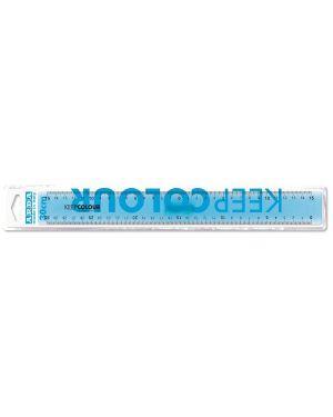 Triplo decimetro 30 cm fluo Arda KC30P 8003438018236 KC30P