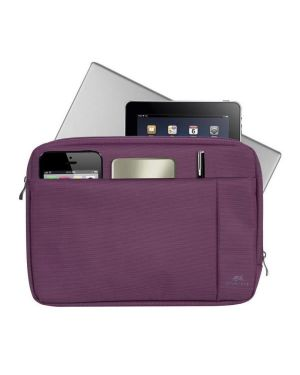 Nx-purple laptop sleeve 13.3 Rivacase 8203PRL 4260403570760 8203PRL