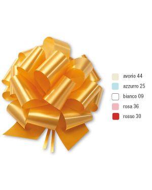 30 granfiocco splendene 30mm Ø130mm bianco 09 bolis 56013063009 8001565229204 56013063009_64870 by Bolis