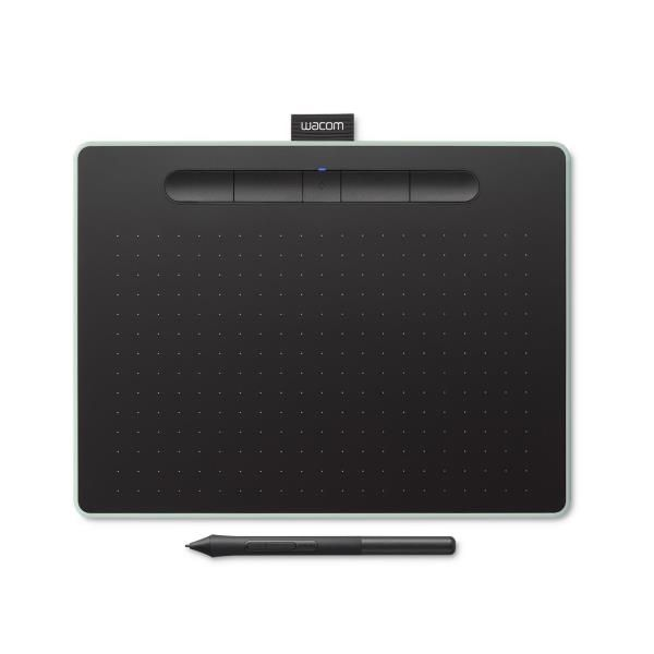 Intuos bluetooth small pistachio Wacom CTL-4100WLE-S 4949268621403 CTL-4100WLE-S by No