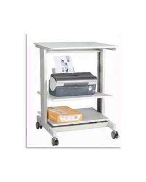 Tavolo pta stampante 3ripiani 4ruot Twinco M568609 5708950686095 M568609