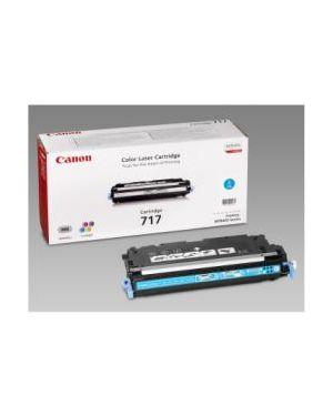 Cartuccia 717 ciano Canon 2577B002AA 4960999571454 2577B002AA