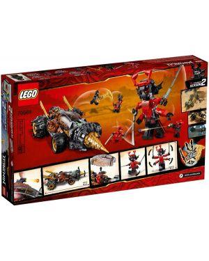 La trivellatrice di cole Lego 70669 5702016367492 70669