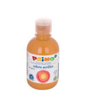 Tempera  arancio acrilica  da 300g Primo 400TA300250 8006919034008 400TA300250