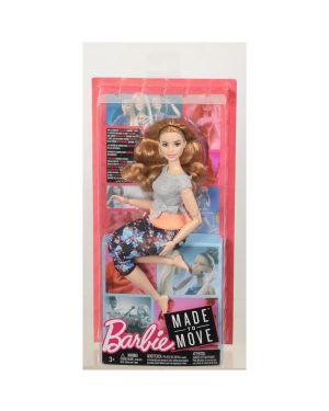 Barbie snodata ass.to Mattel FTG80 887961643756 FTG80