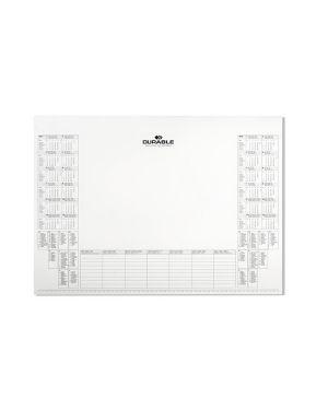 Ricambio 25fg con calendario biannuale 57x41cm durable 7292-02 4005546701158 7292-02_65198 by Durable