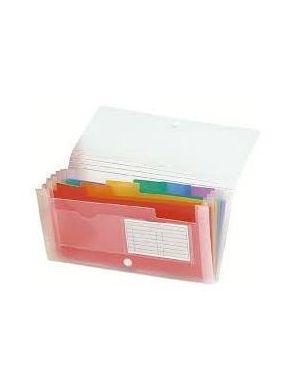 Classificatori  crystal colours Exacompta 55398SING 3130630553984 55398SING