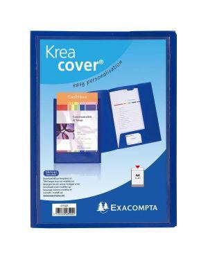 Cartelline presentaz kreacover Exacompta 43500E 3130632435004 43500E