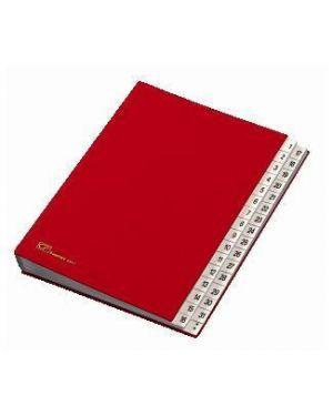 Classific numerico 2 scale rosso Fraschini 643-DR 8027032022017 643-DR