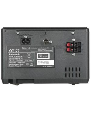 Pm250 microhifi dock con cd dab Panasonic SC-PM250BEGS 5025232810420 SC-PM250BEGS