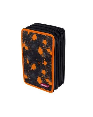 Astuccio 3zipgraffiti arancione Carrera C559  C559