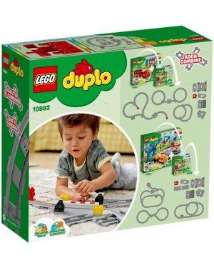Binari ferroviari Lego 10882 5702016117288 10882