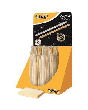 cristal medium oro - argento Bic 9213381  9213381