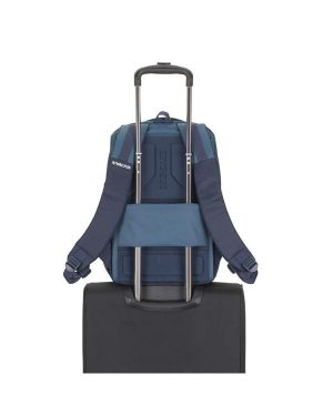 Backpack laptop suzuka 15.6 blue Rivacase 7767BLU 4260403574713 7767BLU