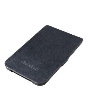 Shell sparkling black\black PocketBook JP626(2)-BS-P 7640152094583 JP626(2)-BS-P by No