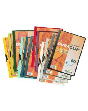 Cf 25 cartelline duraclip Durable 2209-01 4005546210490 2209-01