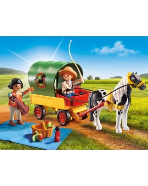 Pic-nic con calesse PlayMobil 6948 4008789069481 6948