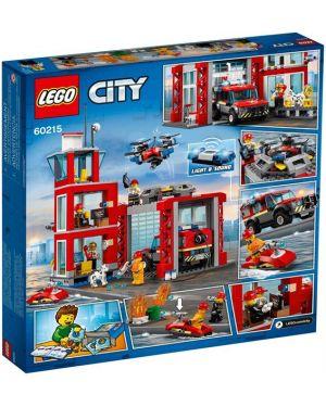 Caserma dei pompieri Lego 60215A 5702016369373 60215A