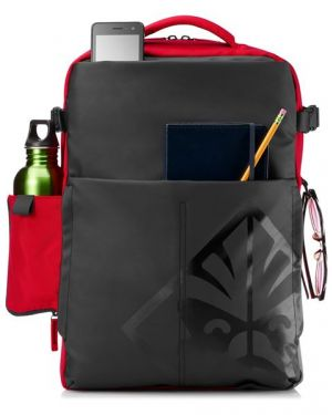 Omen gaming backpack 17 red HP Inc 4YJ80AA 193015369993 4YJ80AA