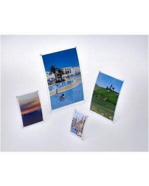 Portafoto orizz curvo 10x15 Tecnostyl PFM07A 8010026005608 PFM07A by Tecnostyl