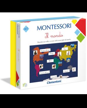 Montessori - il mondo Clementoni 16210A 8005125162109 16210A by No
