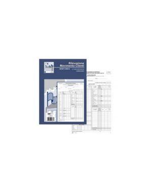 Blocco modello istat c59 giornaliero 31x21cm 50fg 2copie ric e5966g edipro E5966G_67236