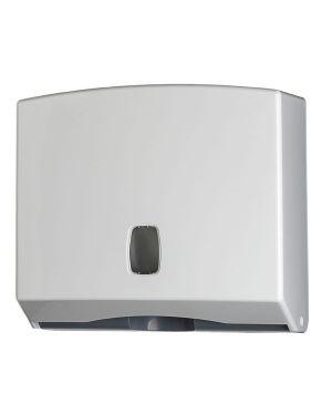 Distributore asciugamani piegati bianco basic 200fg 104022 8033433770655 104022_67486 by Esselte