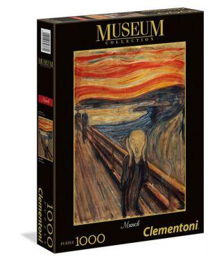 Munch  l urlo Clementoni 39377 8005125393770 39377