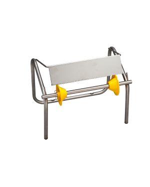Porta bobina industriale da muro in acciaio inox 753233 8033433772321 753233_67498