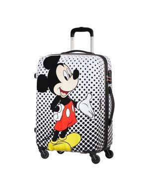 Trolley mickey polka dot 65 American Tourister 64479-7483 5414847921834 64479-7483