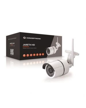 Hd wireless ip cam 720p outdoor Conceptronic JARETH02W 4015867209967 JARETH02W by No