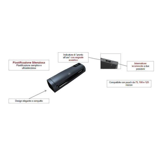 Plastificatrice fusion 1100l a4 GBC 4400746EU 5028252336352 4400746EU_67650 by Esselte