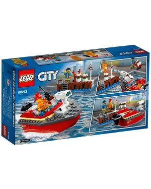 Incendio al porto Lego 60213A 5702016369250 60213A