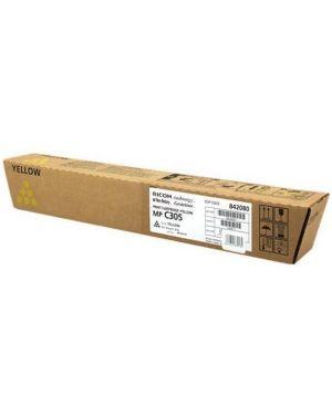 Toner yellow mpc305sp - spf(842080 Ricoh 842080 4961311870132 842080