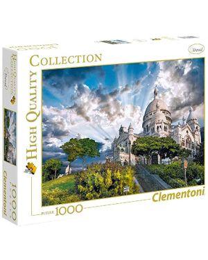 Montmartre puzzle 1000 pezzi Clementoni 39383 8005125393831 39383