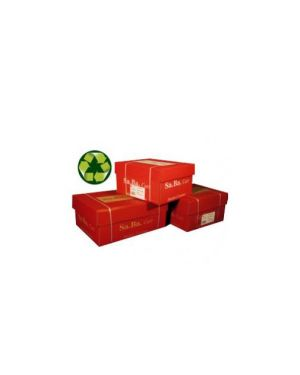 "Carta modulo continuo 37,5x11"" 60gr (2000fg) lf verde carta ricicl. piste fisse S10375116020_67794"