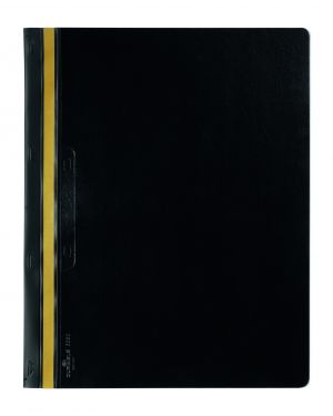 Cartellina a4 durabind nero per rilegatura a punti 2250 durable 2250-01 4005546200286 2250-01_68104